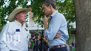 Download In this tiny Texas town, Democratic Senate hopeful Beto O'Rourke draws a crowd Video