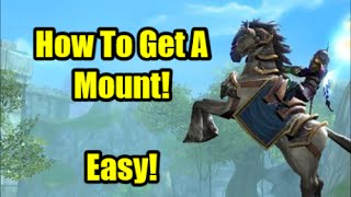 Download 5 EASY Ways To Get A Mount In Order And Chaos 2! Video