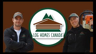 Download New Hand Crafted Log Home Construction Video