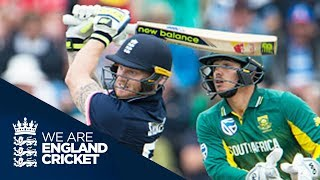 Download England's Thrilling Win Seals Series Against South Africa – England v South Africa 2nd ODI 2017 Video