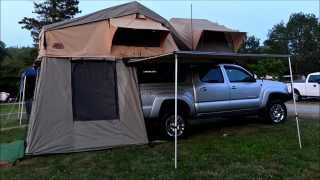 Download Front runner roof top tent and Tuff stuff Video