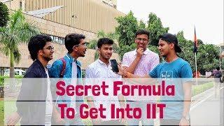 Download IITians telling secret formula to get into IIT | Street Recorder | Video