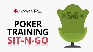 Download Poker Training: No Limit Hold 'Em - SnG Know it All Part 1 Video