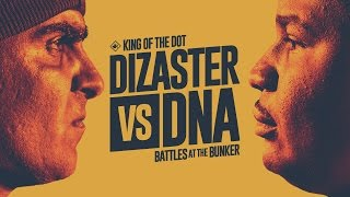 Download KOTD - Rap Battle - Dizaster vs DNA II | #BATB1 Video