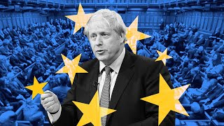 Download Stephen Barclay takes questions as MPs debate Boris Johnson's Brexit Bill, watch again Video