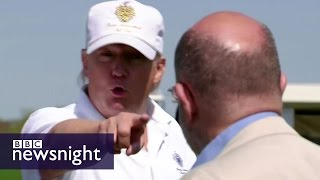 Download Donald Trump's business links to the mob - BBC Newsnight Video