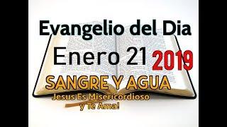 Download Evangelio del Dia de Hoy- Lunes 21 Enero 2019- Es Importante Ayunar - Sangre y Agua Video