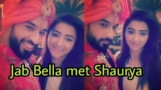 Download Bella Vohra makes fun of Shaurya Mehak marriage with Mehak |Exclusive ❤️ Video