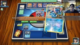 Download Mikey Playing Some PTCGO Video