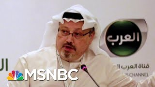 Download President Donald Trump Calls Missing Saudi Journalist A 'A Very Bad Situation' | Hardball | MSNBC Video