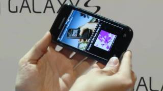 Download Introducing the Samsung Galaxy S - Official Demo Video