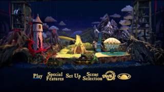 Download Shrek The Third (2007) - DVD Menu Video