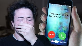 Download (PROOF THAT SIRI IS REAL) DO NOT FACETIME SIRI AT 3:00 AM *THIS IS WHY* 3 AM SIRI CHALLENGE!! Video