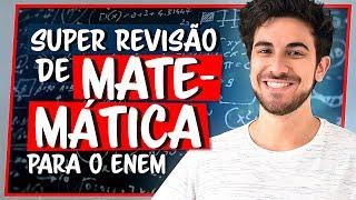 Download ⭐ O que MAIS CAI em MATEMÁTICA no ENEM - Revisão para o ENEM 2019 Video