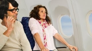 Download Panic Attack on a Plane Video