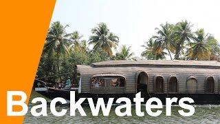 Download Houseboat in Kerala India Backwaters Video
