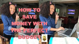 Download How to Save Money with the PERFECT Budget!   The Envelope System Video