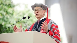Download President L. Rafael Reif's charge to the Class of 2018 Video