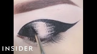 Download What 15 Years of Makeup Experience Can Do Video