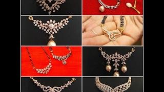 Download Latest Diamond Mangalsutra Designs Catalogue Video