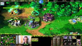 Download Warcraft 3 - 4000 Subscriber Special (2v2 Tournament) Video