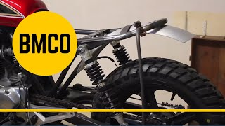 Download Honda CB 250 (PART TWO) - Motorcycle Modification Video
