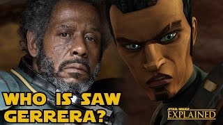 Download Who is Saw Gerrera: Forest Whitaker's Rogue One Role Revealed - Star Wars Explained Video