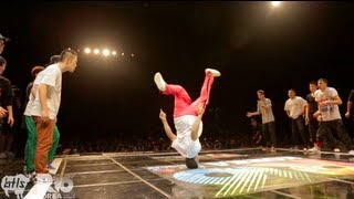 Download Massive Monkees vs Jinjo Crew | R16 BBOY Battle 2012 | YAK FILMS Video
