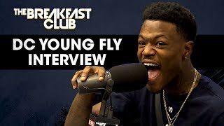 Download DC Young Fly On Bringing Back TRL, His Rise In Comedy, His Baby Daughter & More Video