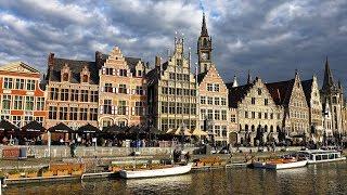 Download Historic Ghent, Belgium in 4K Ultra HD Video