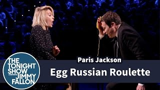 Download Egg Russian Roulette with Paris Jackson Video