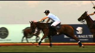 Download Prince Harry playing in a charity polo match Video