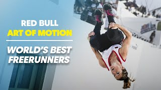 Download World's Best Freerunners take on Greece - Red Bull Art of Motion 2014 Video