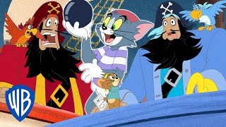 Download Tom & Jerry | The Blue and Red Pirates | WB Kids Video