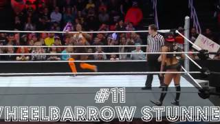 Download WWE Top 26 moves of naomi Video