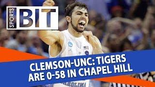 Download Clemson Tigers at North Carolina Tar Heels | Sports BIT | NCAAB Picks Video