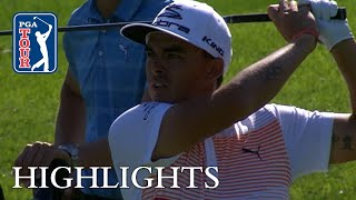 Download Rickie Fowler extended highlights | Round 2 | THE NORTHERN TRUST Video