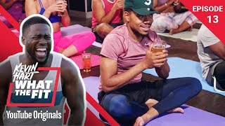 Download Beer Yoga with Chance the Rapper | Kevin Hart: What The Fit Episode 13 | Laugh Out Loud Network Video