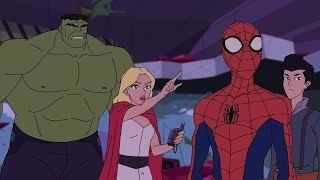 Download Spider-Man On Ice Video
