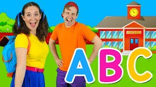 Download ″Alphabet School″ - ABC School Song | Back to School - Learn alphabet, phonics & ABCs Video