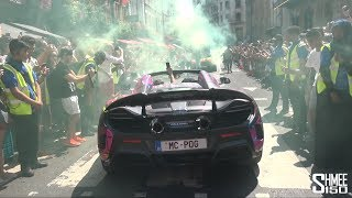 Download The Complete Start of the 2018 Gumball 3000 Supercar Rally! Video
