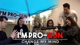 Download First Time Gun Buyer! | Change My Mind Video