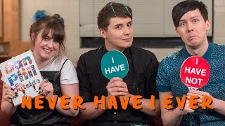Download Never Have I Ever with Dan & Phil! | Pinatas, Caviar & Plotted Plants. Video