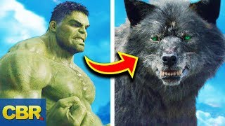 Download 15 Marvel Characters Bigger Than Hulk But Way Weaker Than Him Video
