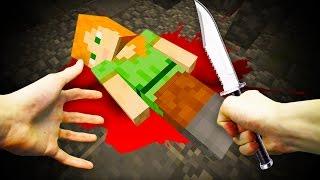 Download REALISTIC MINECRAFT - STEVE KILLS ALEX! Video