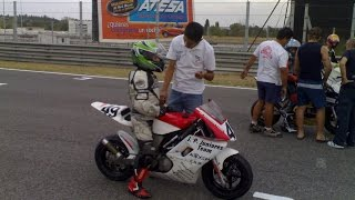 Download METRAKIT 70cc RACE @ JARAMA, SPAIN - 2006 Video