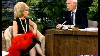 Download Joan Rivers is Hilarious on Johnny Carson's Tonight Show FULL INTERVIEW, 1986 Video