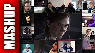 Download The Last of Us 2 Reveal Trailer Reactions Mashup Video