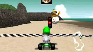 Download Mario Kart 64 US and JP Version Differences Video