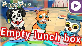 Download |Cartoons for kids| Kelly the Cat forgets the lunch-box Video